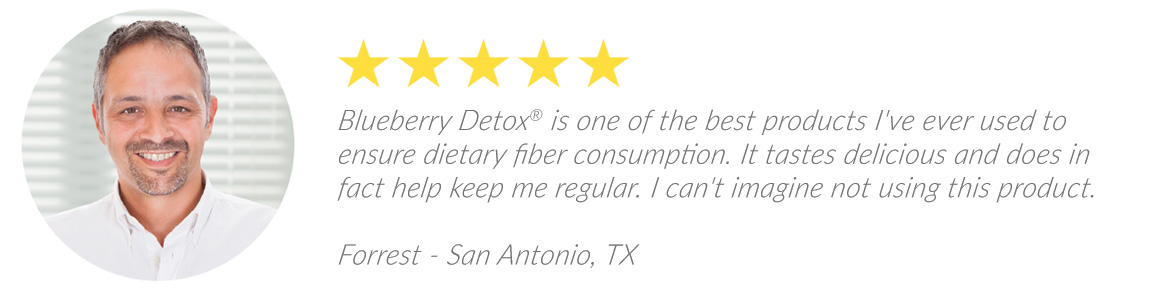 Blueberry Detox Review
