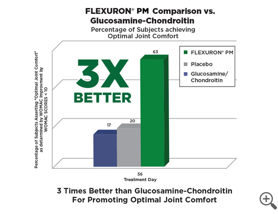 Flexuron PM Graph