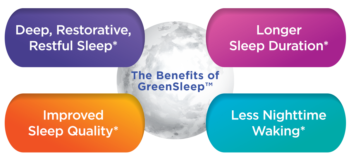 GreenSleep Infographic