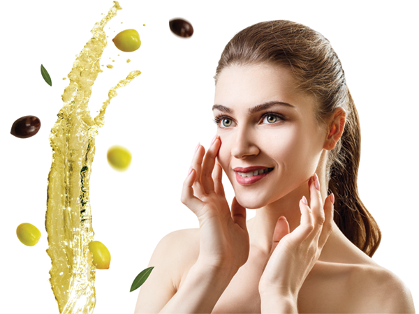 Hair, Skin, and Nails Olive Fruit Extract