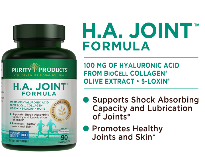 Official Website of HA Joint™ Formula - Hyaluronic Acid