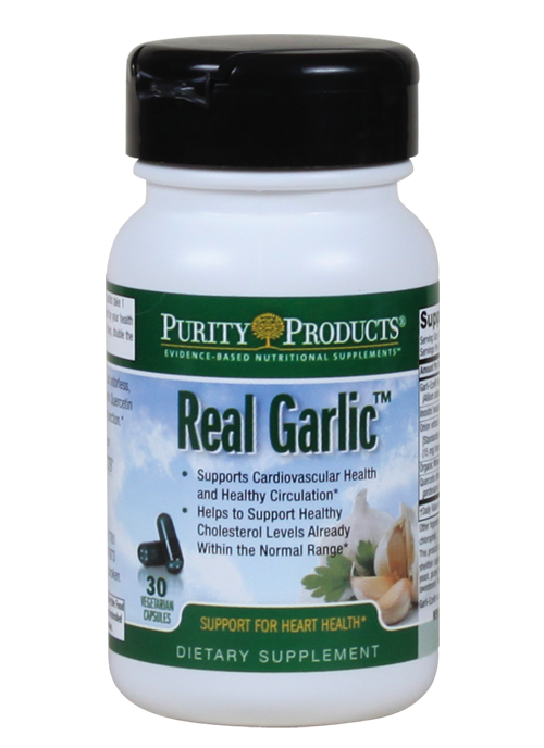 Real Garlic
