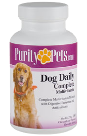 Dog Daily Complete Multivitamin