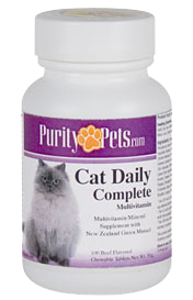 Cat Daily Complete Multivitamin