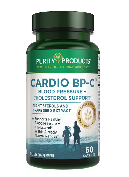 Cardio BP-C / Blood Pressure + Cholesterol Support Formula