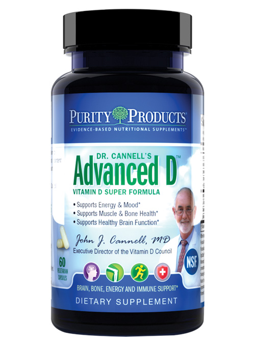 Dr. Cannell's Advanced D™