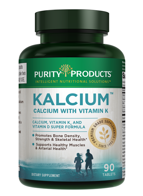 Kalcium with a K - Calcium and Vitamin K Super Formula