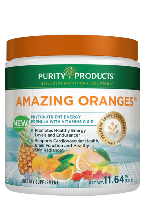 Amazing Oranges - Powder - with 500mg Vitamin C + Electrolytes