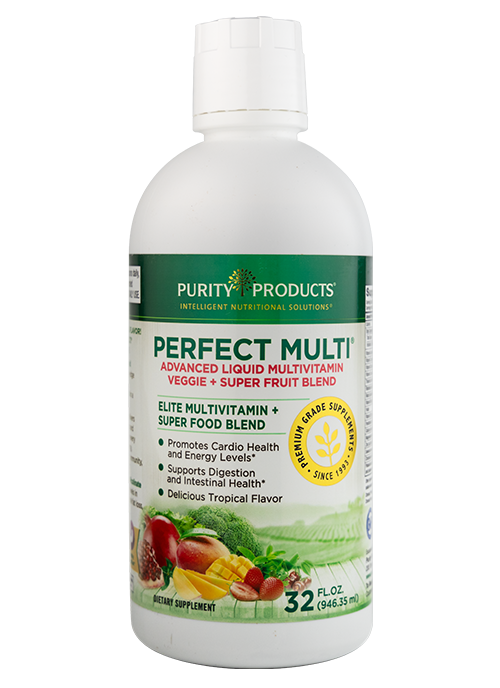 Perfect Multi Advanced Liquid Multivitamin