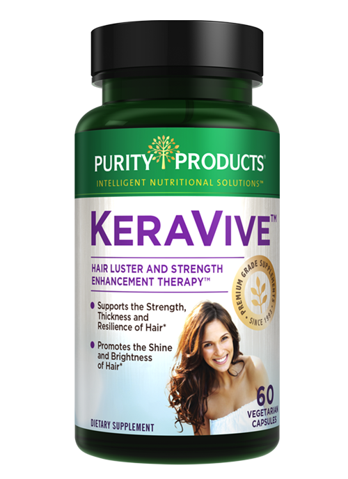 While elite beauticians have long utilized expensive topically applied keratin treatments to restore and revive damaged hair; only KeraVive delivers a clinically proven; orally bioavailable form of keratin.