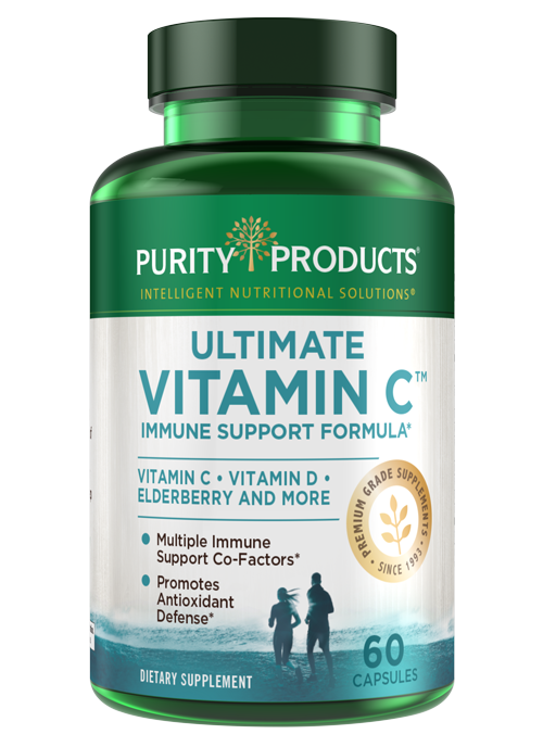 Ultimate Vitamin C with Flavonoids Including Elderberry