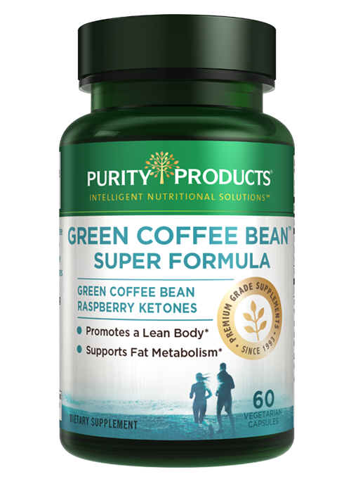 Green Coffee Bean Super Formula with Raspberry Ketones