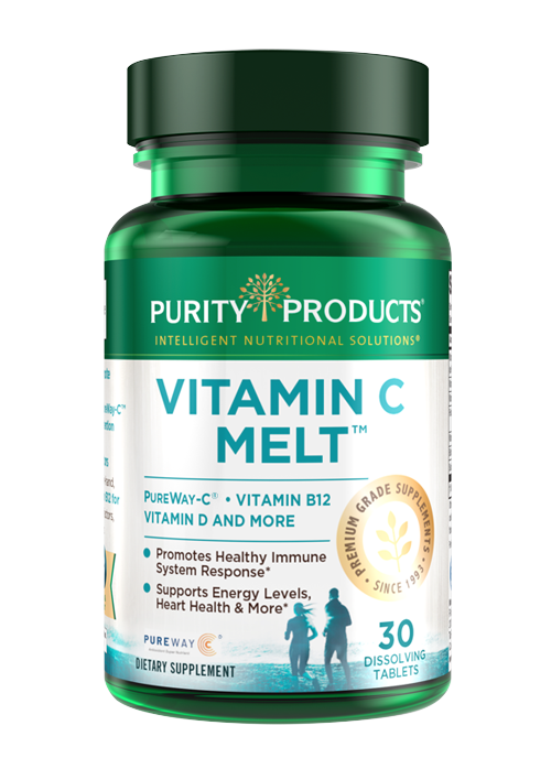 Vitamin C + D3 + B12 Immune & Energy Melt