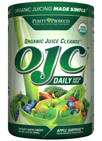 Purity Products Certified Organic Juice Cleanse Dietary Supplement ...
