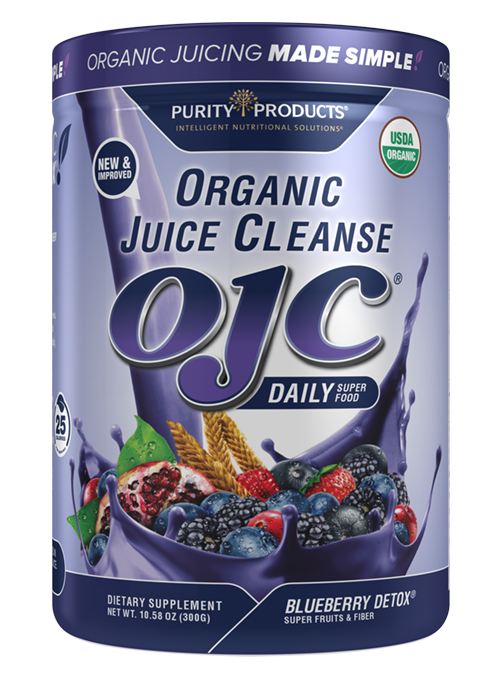 Certified Organic Juice Cleanse (OJC)<sup>®</sup> - Blueberry Detox