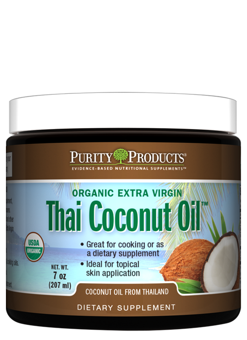 Organic Extra Virgin Thai Coconut Oil