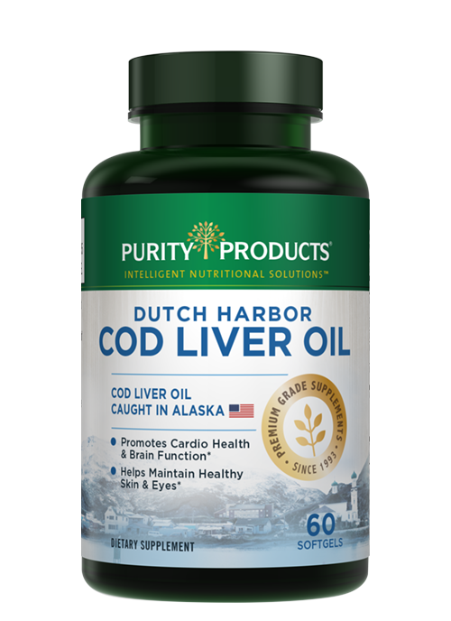 Dutch Harbor - Cod Liver Oil
