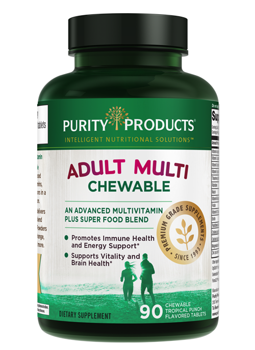 Perfect Multi - Adult Chewable Formula