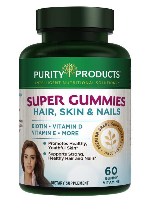 Hair, Skin & Nails - Gummies - Formula