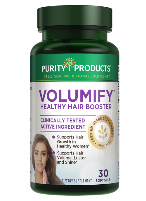 Volumify - Healthy Hair Growth Support Formula
