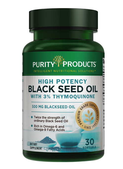 High Potency Black Seed Oil