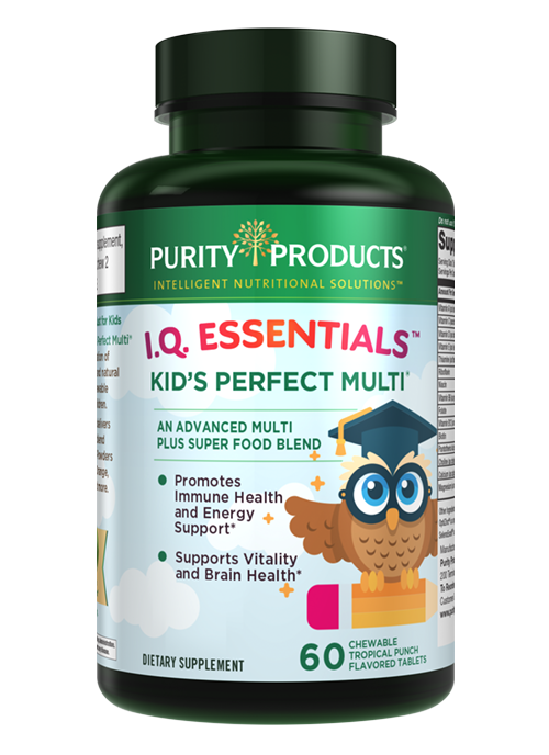 I.Q. Essentials: Kid's Perfect Multi