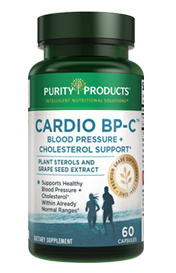 Cardio BP-C / Blood Pressure + Cholesterol Support Fmla