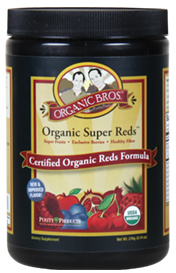 Certified Organic Super Reds Powder