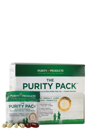 The New Purity Pack With CoQ10™