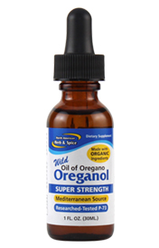 Super Strength Oil Of Oregano
