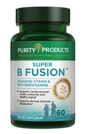 Super B Fusion Advanced Vitamin B Complex