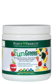 FUNctional Greens - Phytonutrient Super Formula