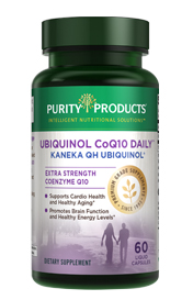 Ubiquinol Daily CoQ10 QH (200mg Extra Strength)