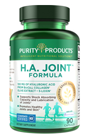 H.A. JOINT FORMULA