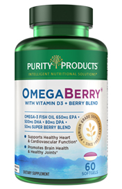 OMEGA BERRY WITH VIT D