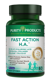 FAST ACTION -- H.A. JOINT WITH PERLUXAN