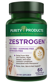 ZESTROGEN – ULTIMATE MENOPAUSE RELIEF
