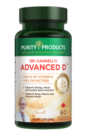 DR. CANNELL'S VITAMIN D CANADA