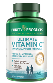 ULTIMATE VITAMIN C - FABULOUS FLAVONOIDS