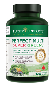 PERFECT MULTI SUPER GREENS - CANADA