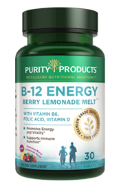 B-12 Energy BerryMelts with Super Fruits