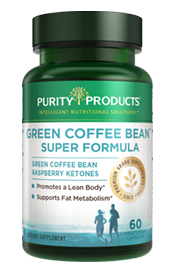 Green Coffee Bean + Raspberry Ketones Super Formula
