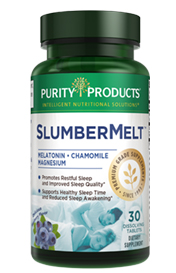 SLUMBER MELT - HEALTHY SLEEP FORMULA