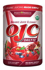 CERTIFIED ORGANIC JUICE CLEANSE – OJC REDS