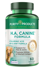Pets - Canine / Dog H.A. Hip & Joint Formula