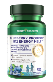 B-12 Energy Melts + Probiotics