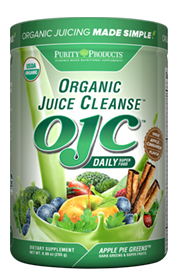 CERTIFIED ORGANIC JUICE CLEANSE - OJC APPLE PIE GREENS