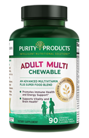 PERFECT MULTI – Adult Chewable Formula