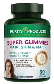 GUMMIES – HAIR, SKIN & NAILS - GUMMIES - FORMULA