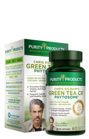 GREEN TEA CR - PHYTOSOME - CAPSULES